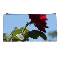Red Rose 2 Pencil Cases by trendistuff