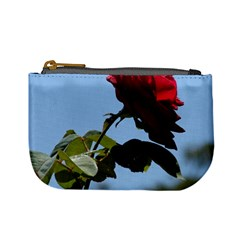 Red Rose 2 Mini Coin Purses by trendistuff