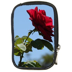 Red Rose 2 Compact Camera Cases by trendistuff