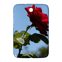 Red Rose 2 Samsung Galaxy Note 8 0 N5100 Hardshell Case  by trendistuff