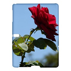 Red Rose 2 Samsung Galaxy Tab S (10 5 ) Hardshell Case  by trendistuff