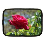 RED ROSE 1 Netbook Case (Medium)  Front
