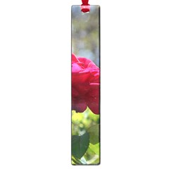 Red Rose 1 Large Book Marks by trendistuff