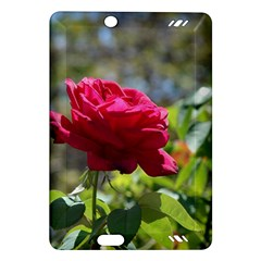 RED ROSE 1 Kindle Fire HD (2013) Hardshell Case by trendistuff