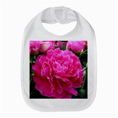 Paeonia Eleanor Bib by trendistuff