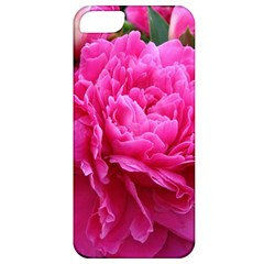 Paeonia Eleanor Apple Iphone 5 Classic Hardshell Case by trendistuff