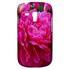 Paeonia Eleanor Samsung Galaxy S3 Mini I8190 Hardshell Case by trendistuff