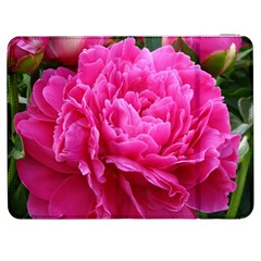 Paeonia Eleanor Samsung Galaxy Tab 7  P1000 Flip Case by trendistuff