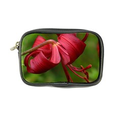 Lilium Red Velvet Coin Purse by trendistuff