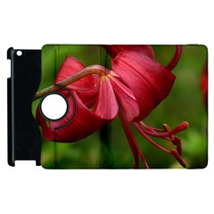 Lilium Red Velvet Apple Ipad 3/4 Flip 360 Case by trendistuff