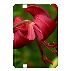 Lilium Red Velvet Kindle Fire Hd 8 9  by trendistuff