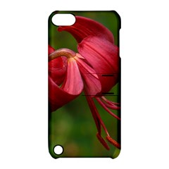 Lilium Red Velvet Apple Ipod Touch 5 Hardshell Case With Stand by trendistuff