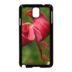 Lilium Red Velvet Samsung Galaxy Note 3 Neo Hardshell Case (black) by trendistuff