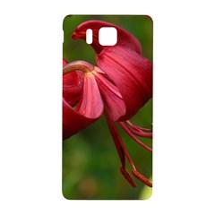 Lilium Red Velvet Samsung Galaxy Alpha Hardshell Back Case by trendistuff