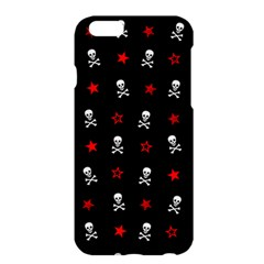 Stars, Skulls & Crossbones Apple Iphone 6 Plus/6s Plus Hardshell Case