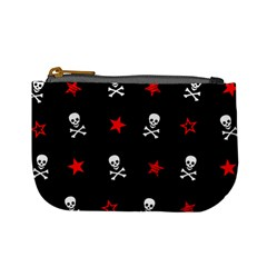 Stars, Skulls & Crossbones Mini Coin Purses