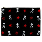 Stars, Skulls & Crossbones Cosmetic Bag (XXL)