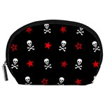 Stars, Skulls & Crossbones Accessory Pouches (Large)