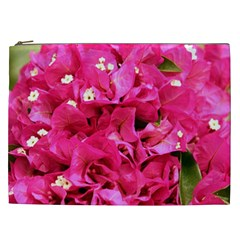 Bougainvillea Cosmetic Bag (xxl)  by trendistuff