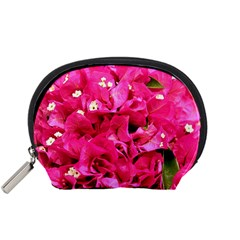 Bougainvillea Accessory Pouches (small)  by trendistuff