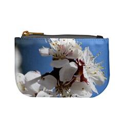 Apricot Blossoms Mini Coin Purses by trendistuff