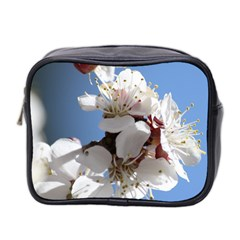 APRICOT BLOSSOMS Mini Toiletries Bag 2-Side by trendistuff