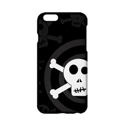 Skull & Crossbones Apple Iphone 6/6s Hardshell Case by waywardmuse