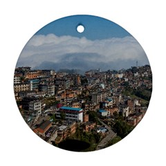 Yuanyang County Ornament (round)  by trendistuff