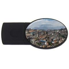 Yuanyang County Usb Flash Drive Oval (2 Gb)  by trendistuff