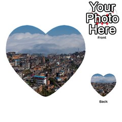 Yuanyang County Multi Purpose Cards (heart)  by trendistuff