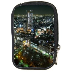 Tokyo Night Compact Camera Cases by trendistuff