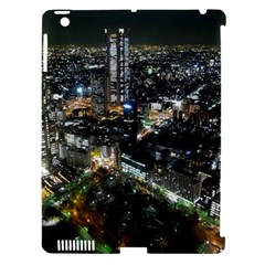 Tokyo Night Apple Ipad 3/4 Hardshell Case (compatible With Smart Cover) by trendistuff