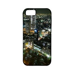 Tokyo Night Apple Iphone 5 Classic Hardshell Case (pc+silicone) by trendistuff