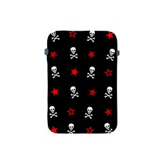 Stars, Skulls And Crossbones Apple Ipad Mini Protective Soft Cases