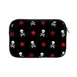 Stars, Skulls And Crossbones Apple iPad Mini Zipper Cases