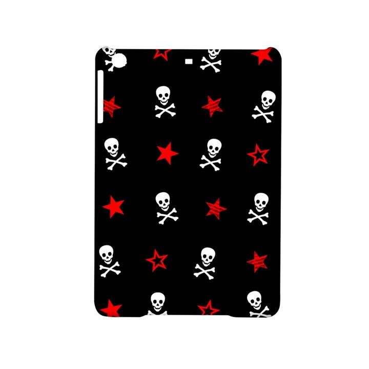 Stars, Skulls And Crossbones iPad Mini 2 Hardshell Cases