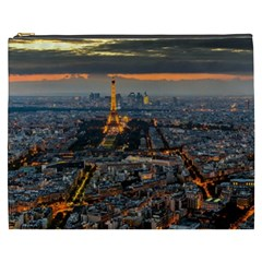 Paris From Above Cosmetic Bag (xxxl)  by trendistuff