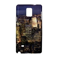 New York 1 Samsung Galaxy Note 4 Hardshell Case