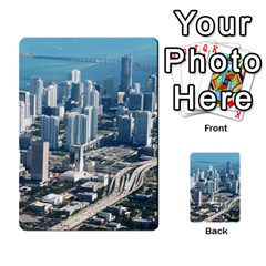 Miami Multi Purpose Cards (rectangle)
