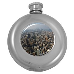 MANHATTAN 2 Round Hip Flask (5 oz) by trendistuff