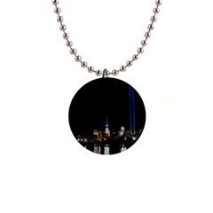 Manhattan 1 Button Necklaces by trendistuff