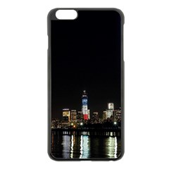 Manhattan 1 Apple Iphone 6 Plus/6s Plus Black Enamel Case