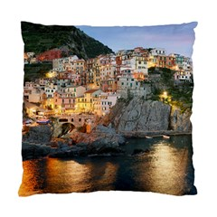 Manarola Italy Standard Cushion Case (one Side)  by trendistuff