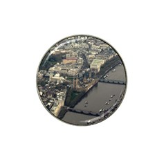 London Hat Clip Ball Marker (4 Pack) by trendistuff