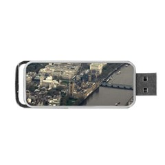 LONDON Portable USB Flash (Two Sides) by trendistuff