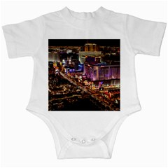 Las Vegas 2 Infant Creepers by trendistuff