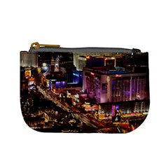 Las Vegas 2 Mini Coin Purses by trendistuff