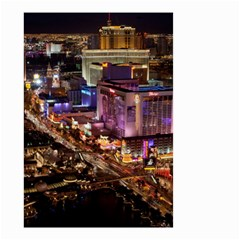 Las Vegas 2 Small Garden Flag (two Sides) by trendistuff