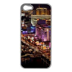 Las Vegas 2 Apple Iphone 5 Case (silver) by trendistuff