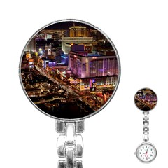 Las Vegas 2 Stainless Steel Nurses Watches by trendistuff